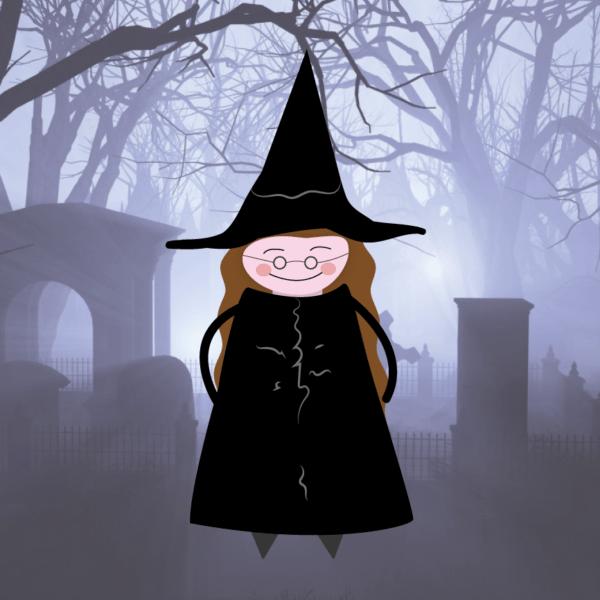 Anniversaire enfant sorcière